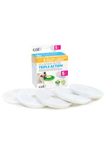 CA - Catit Catit Triple Action Fountain Filter 5 pack