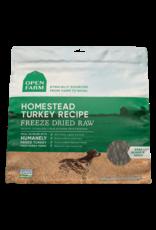Open Farm Open Farm Homestead Turkey Freeze Dried Raw Dog Food 13.5oz