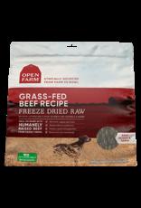 Open Farm Open Farm Grass Fed Beef Freeze Dried Raw Dog Food 13.5oz