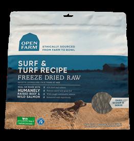 Open Farm Open Farm Surf & Turf Freeze Dried Raw Dog Food 13.5oz
