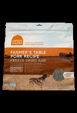 Open Farm Open Farm Farmer's Pork Freeze Dried Raw Dog Food 13.5oz
