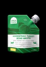 Open Farm Open Farm Turkey Bone Broth 12oz