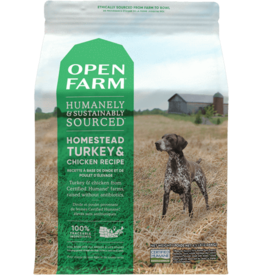Open Farm Open Farm Homestead Turkey & Chicken Dry Dog Food