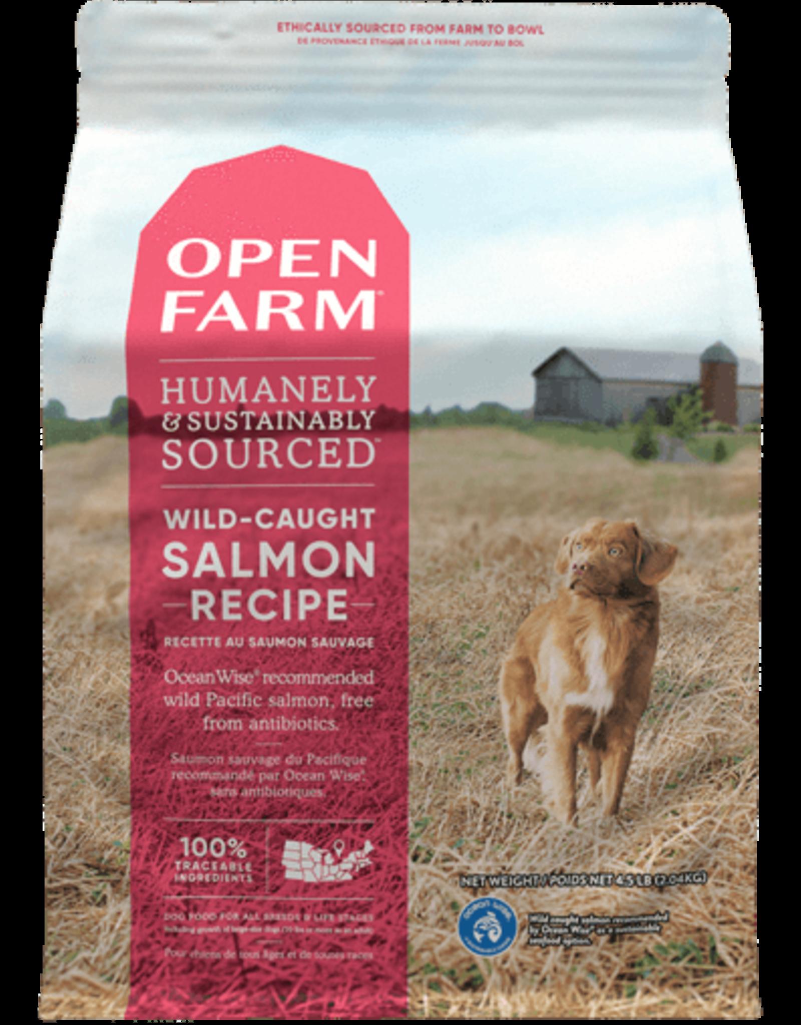 Open Farm Open Farm Wild-Caught Salmon Dry Dog Food