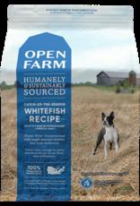 Open Farm Open Farm Catch-of-the-Season Whitefish Dry Dog Food