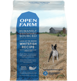 Open Farm Open Farm Catch-of-the-Season Whitefish Dry Dog Food