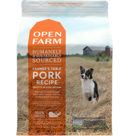 Open Farm Open Farm Farmer's Table Pork Dry Dog Food