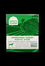 Open Farm Open Farm Dog Rustic Blend Stews 12.5oz Turkey
