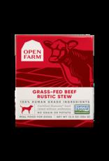 Open Farm Open Farm Dog Rustic Blend Stews 12.5oz Beef