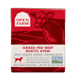 Open Farm Open Farm Dog Rustic Blend Stews 12.5oz Beef