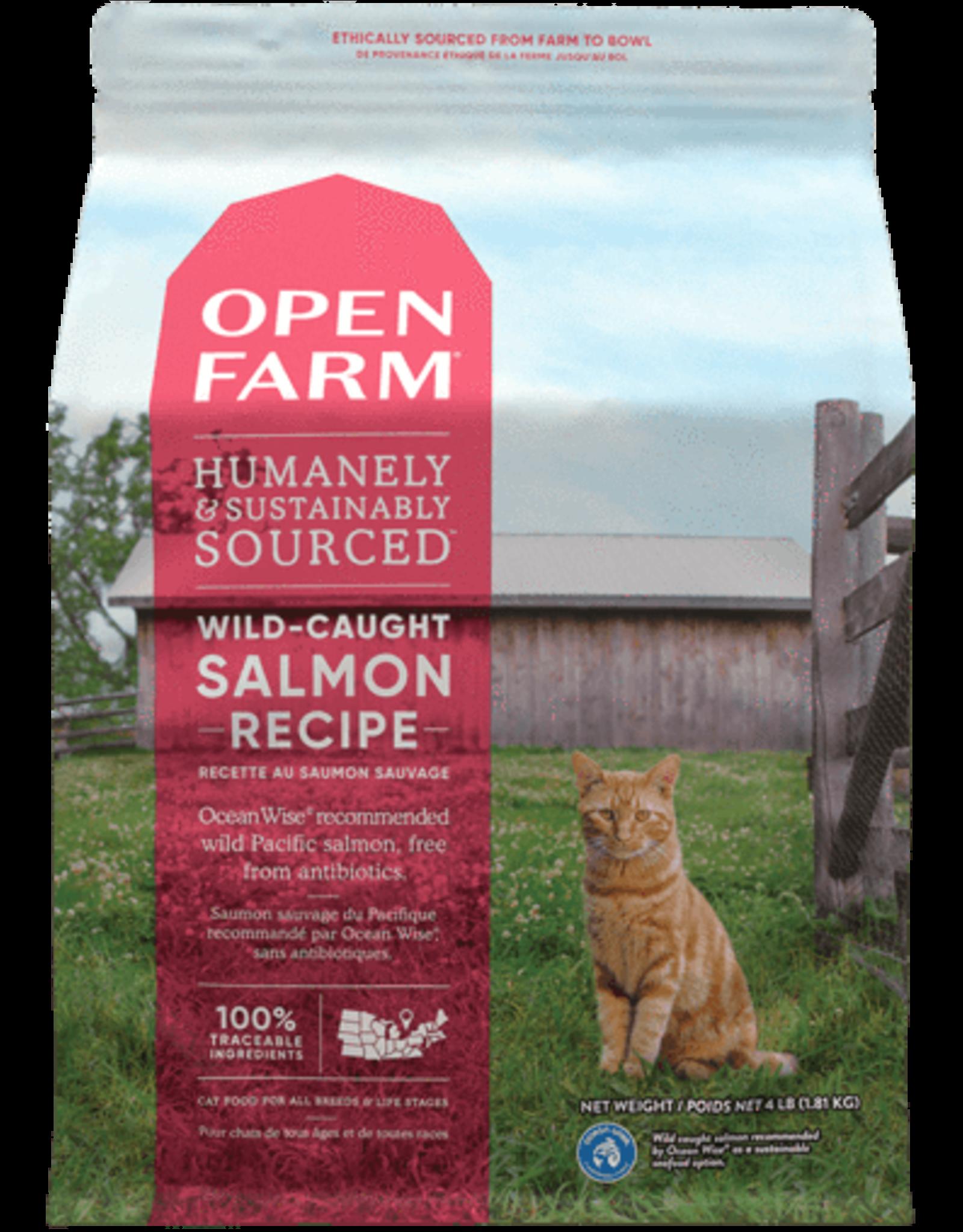 Open Farm Open Farm Wild Caught Salmon Cat Food
