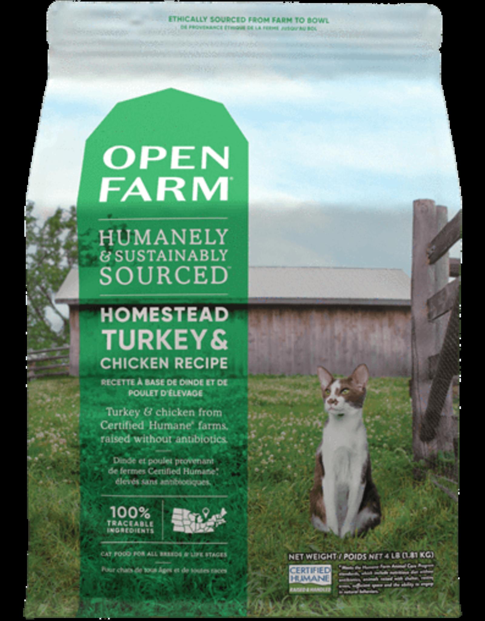 Open Farm Open Farm Turkey & Chicken Cat Food