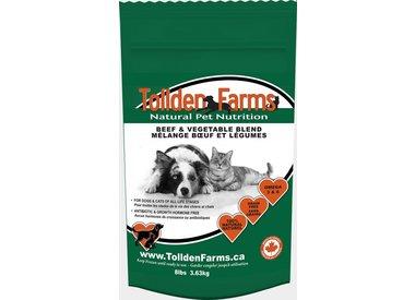 Raw Pet Food & Parts