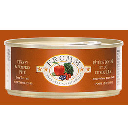 Fromm Fromm Cat Turkey & Pumpkin Pate 5.5oz