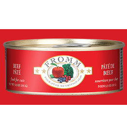 Fromm Fromm Cat Beef Pate 5oz