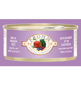 Fromm Fromm Cat Beef & Venison Pate 5oz