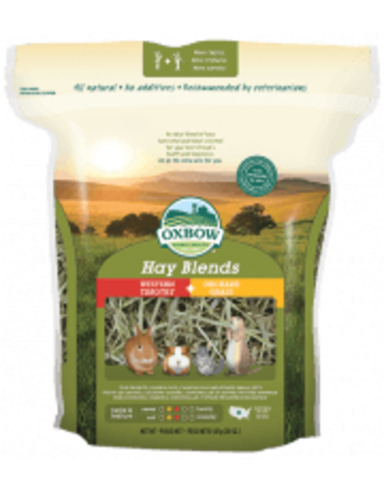 Oxbow Oxbow Hay Blends - Western Timothy & Orchard Grass