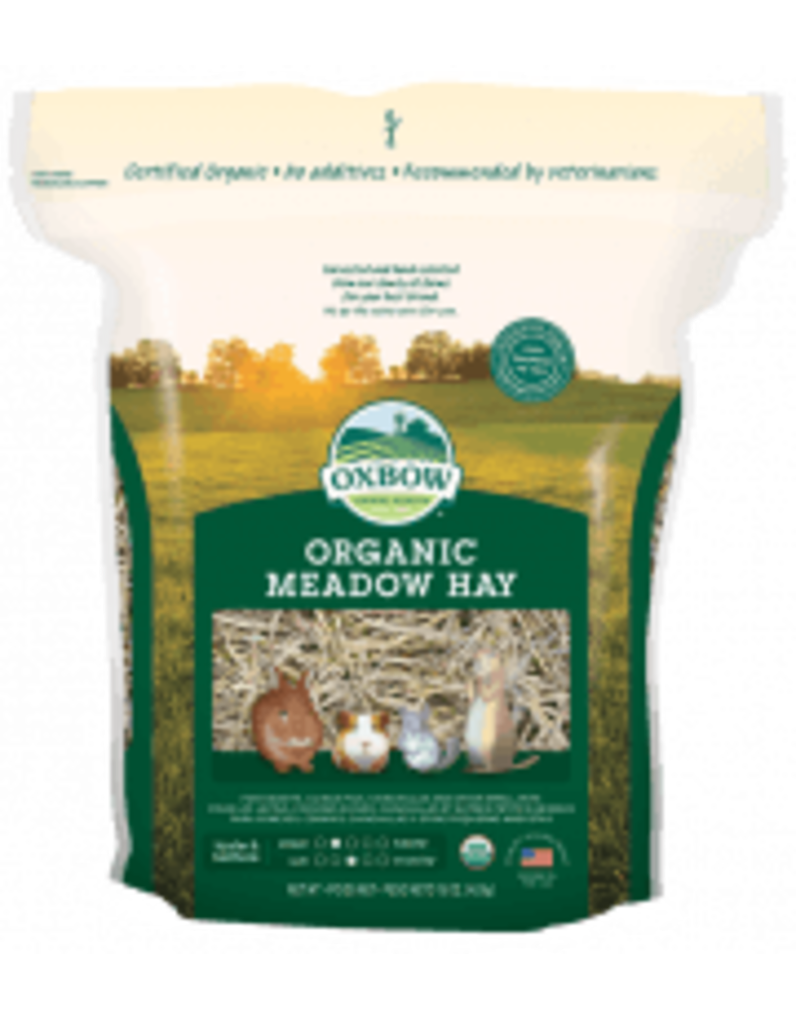 Oxbow Oxbow Organic Meadow Hay