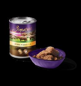 Zignature Zignature Limited Ingredient Grain Free Pork Dog Food 12/13 oz