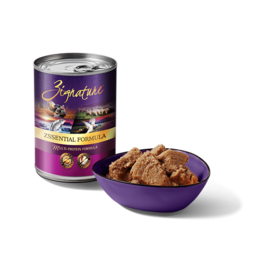 Zignature Zignature Limited Ingredient Grain Free Zssentials Dog Food 12/13 oz