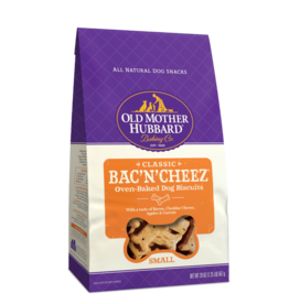Old Mother Hubbard Old Mother Hubbard Bac'N'Cheez Small 20oz