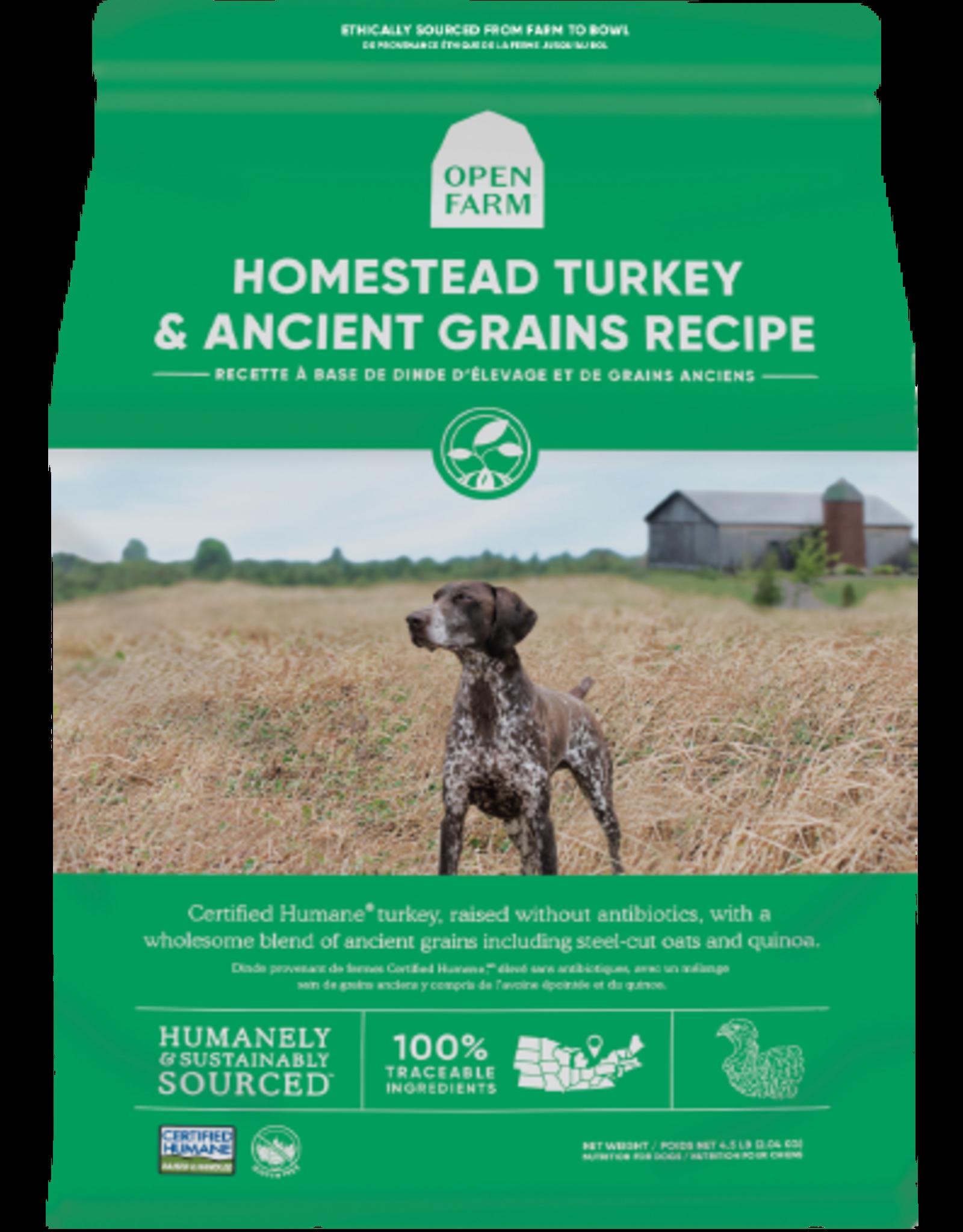 Open Farm Open Farm Ancient Grains Turkey