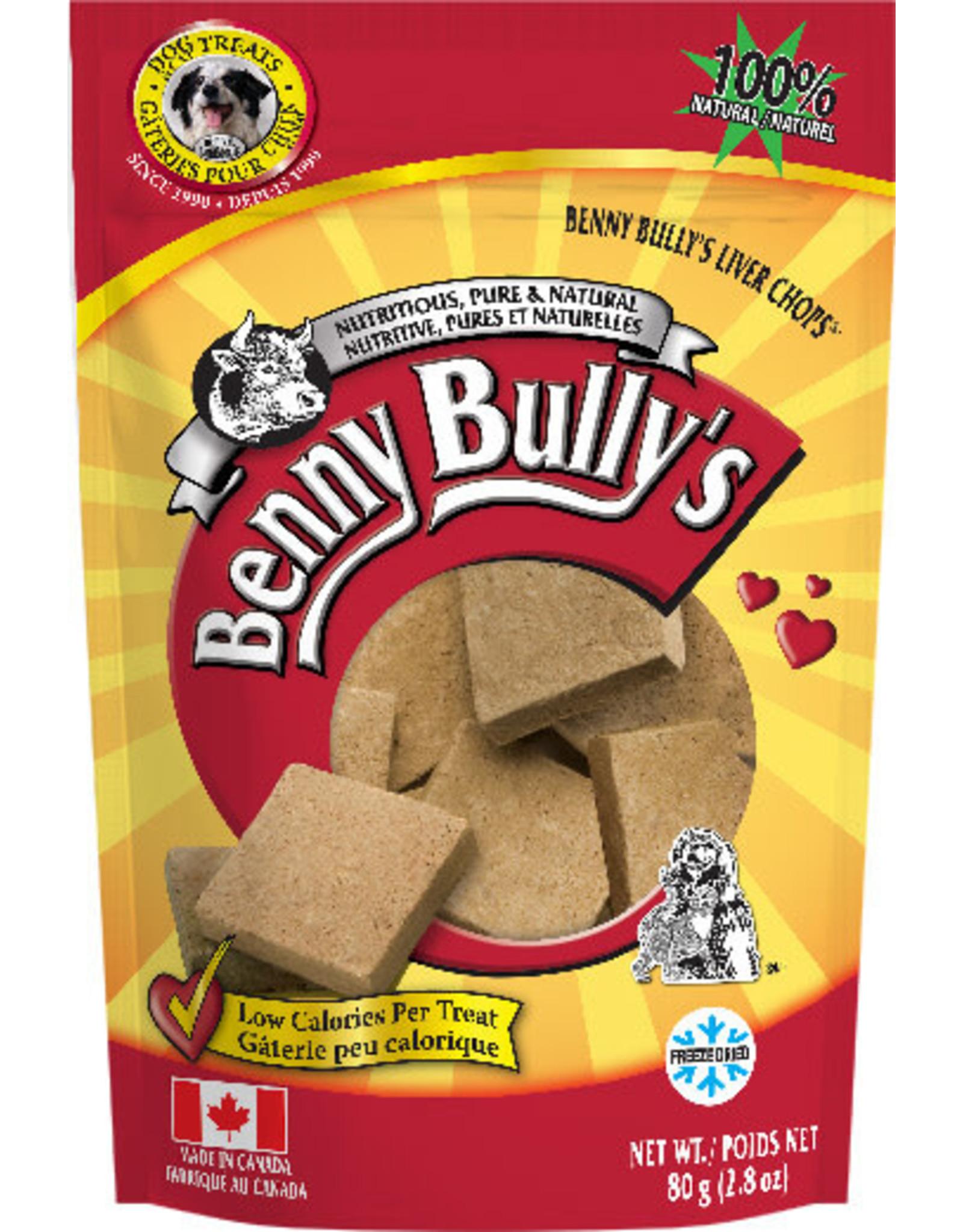 Benny Bully's Benny Bully Liver Chops