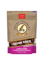 Cloud Star Cloud Star Grain Free Chewy Tricky Trainers Liver