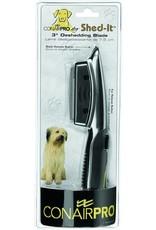 ConairPro Conair Pro Dog Shed-It 3 '' Deshedding Blade