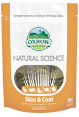 Oxbow OXBOW \ Natural Science \ Skin & Coat Supplement 60ct