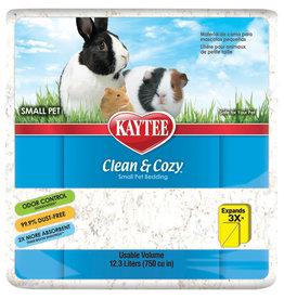 Kaytee Kaytee Clean & Cozy Bedding Various Sizes & Colours
