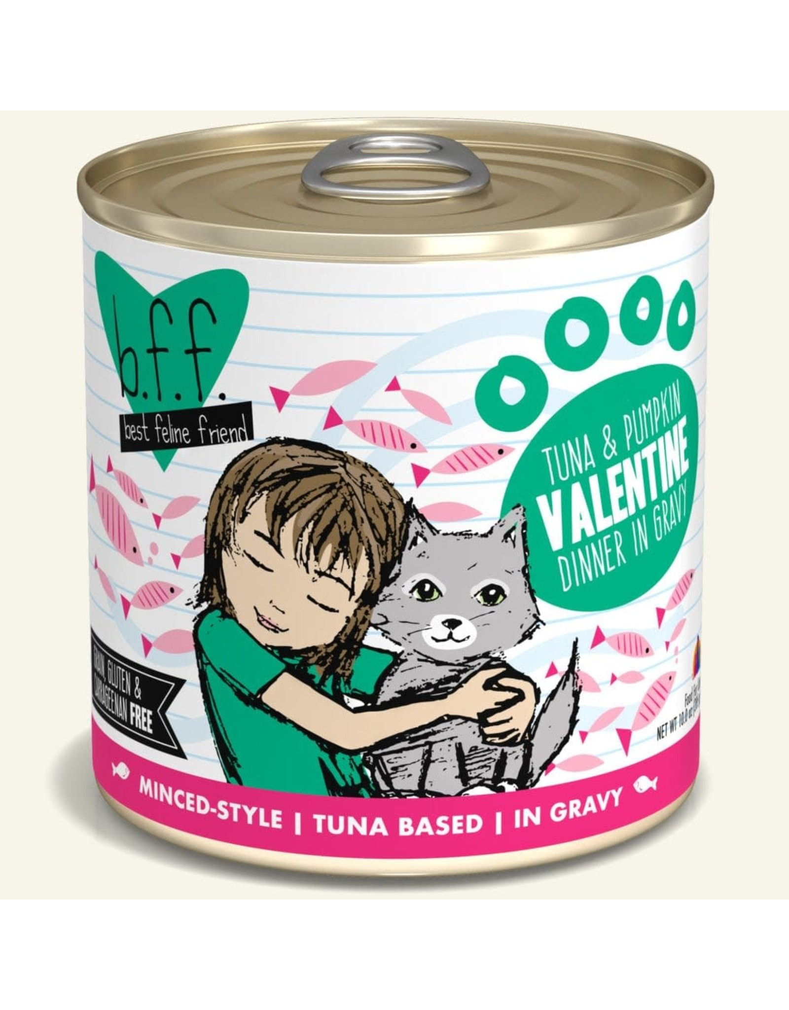 Weruva Weruva Cat B.F.F. Valentine 10oz