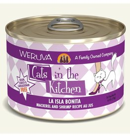 Weruva Weruva Cats in the Kitchen La Isla Bonita 6oz