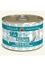 Weruva Weruva Cats in the Kitchen Funk in the Trunk 6oz