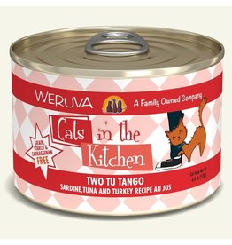 Weruva Weruva Cats in the Kitchen Two Tu Tango 6oz