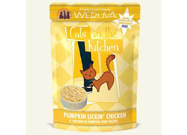 Cats in the Kitchen Pouches