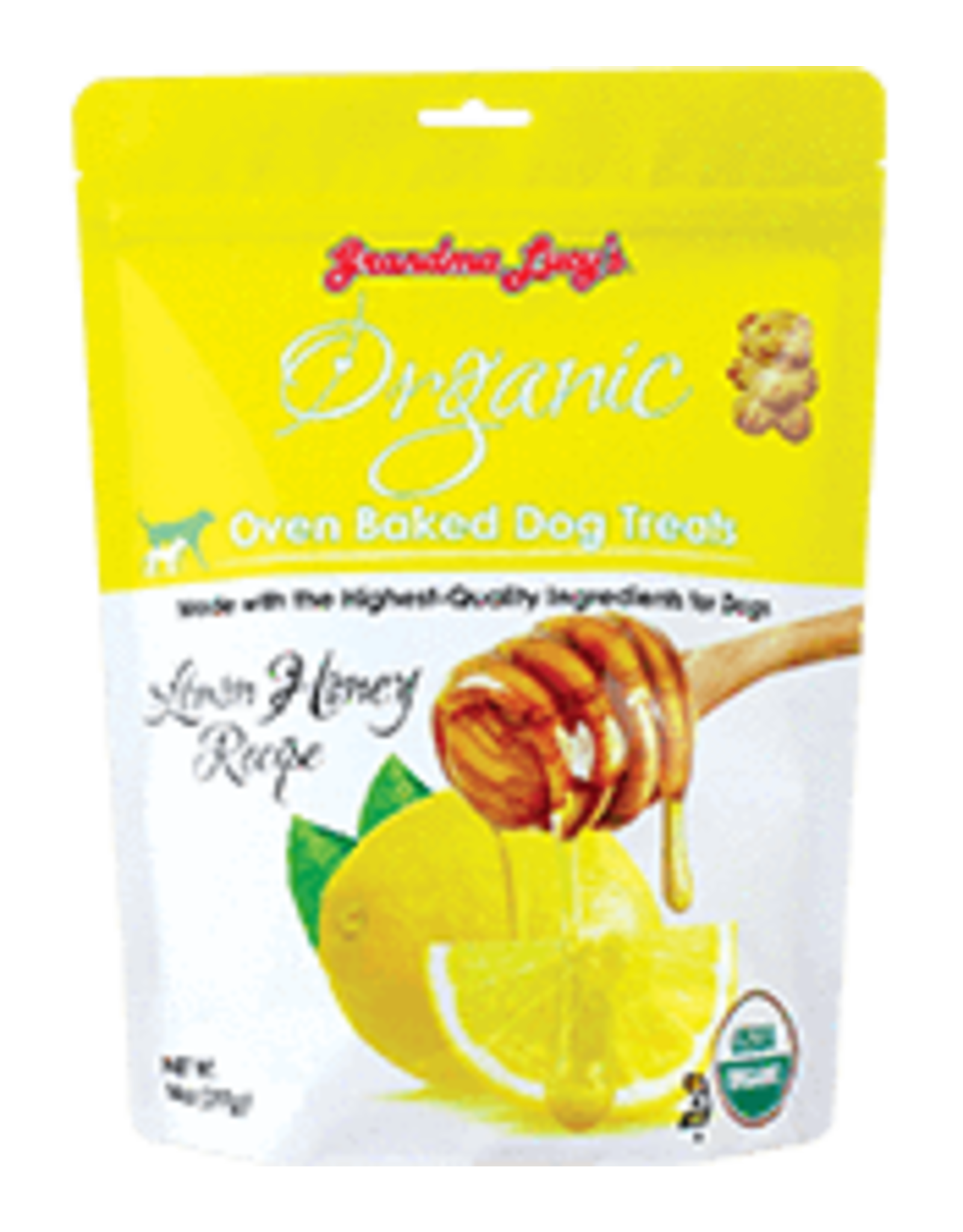 Grandma Lucy's Grandma Lucy's Organic Baked \ Lemon Honey 14oz