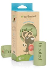 Earthrate Poop Bags Earthrated Poop Bags \ Eco-Friendly Compostable Bags (60ct)