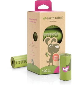 Earthrate Poop Bags Earthrated Poop Bags Lavender Scented Eco-Friendly Bags 120ct