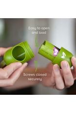 Earthrate Poop Bags Earthrated Poop Bags \ Green Dispenser Capsule w/15ct Bags