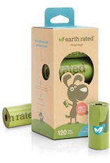 Earthrate Poop Bags Earthrated Poop Bags \ Unscented \ Eco-Friendly Bags (120ct)