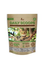 CL - Cat Love Daily Scoops Paper Litter, 12lbs