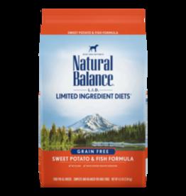 Natural Balance Natural Balance Dog Sweet Potato & Fish