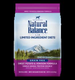 Natural Balance Natural Balance Dog Sweet Potato & Venison
