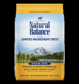 Natural Balance Natural Balance Dog Potato & Duck