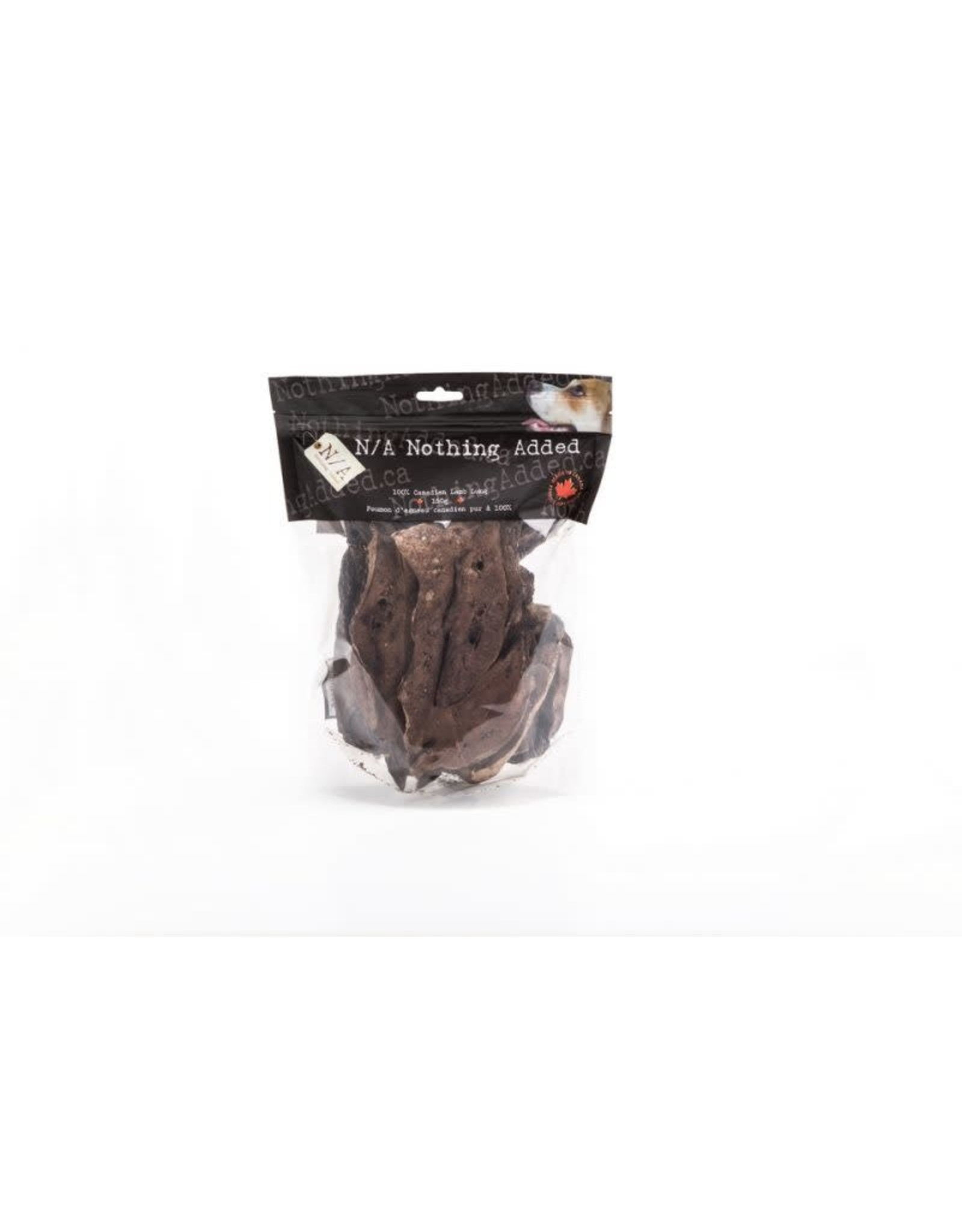 Nothing Added Nothing Added Lamb Lung 150g