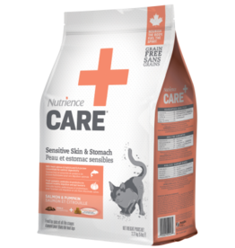 Nutrience Nutrience Cat Care Sensitive Skin and Stomach 2.27kg