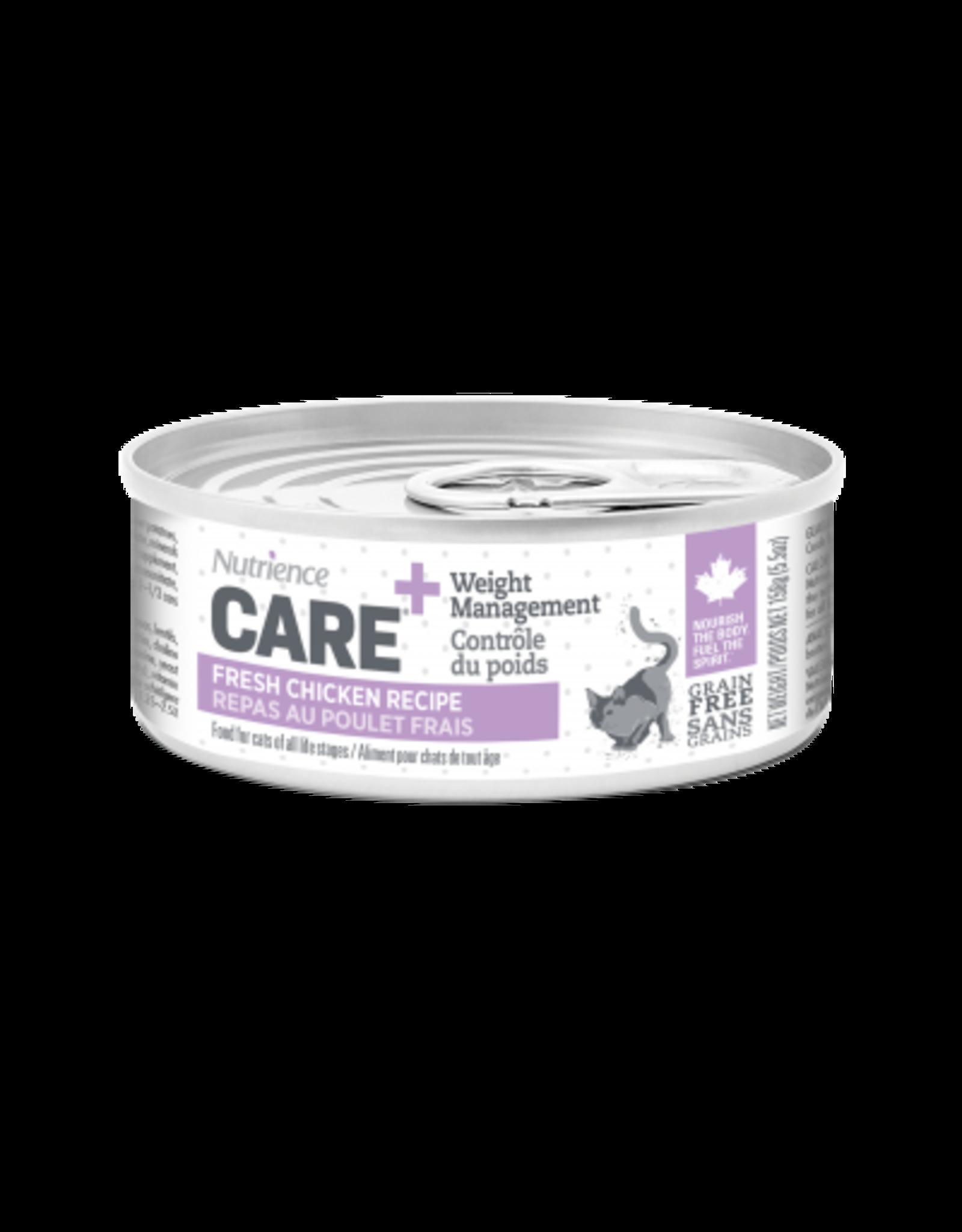 Nutrivet Nutrience Care+ Cat Weight Management 5.5oz