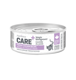 Nutrivet Nutrience Care+ Cat Weight Management 5.5oz