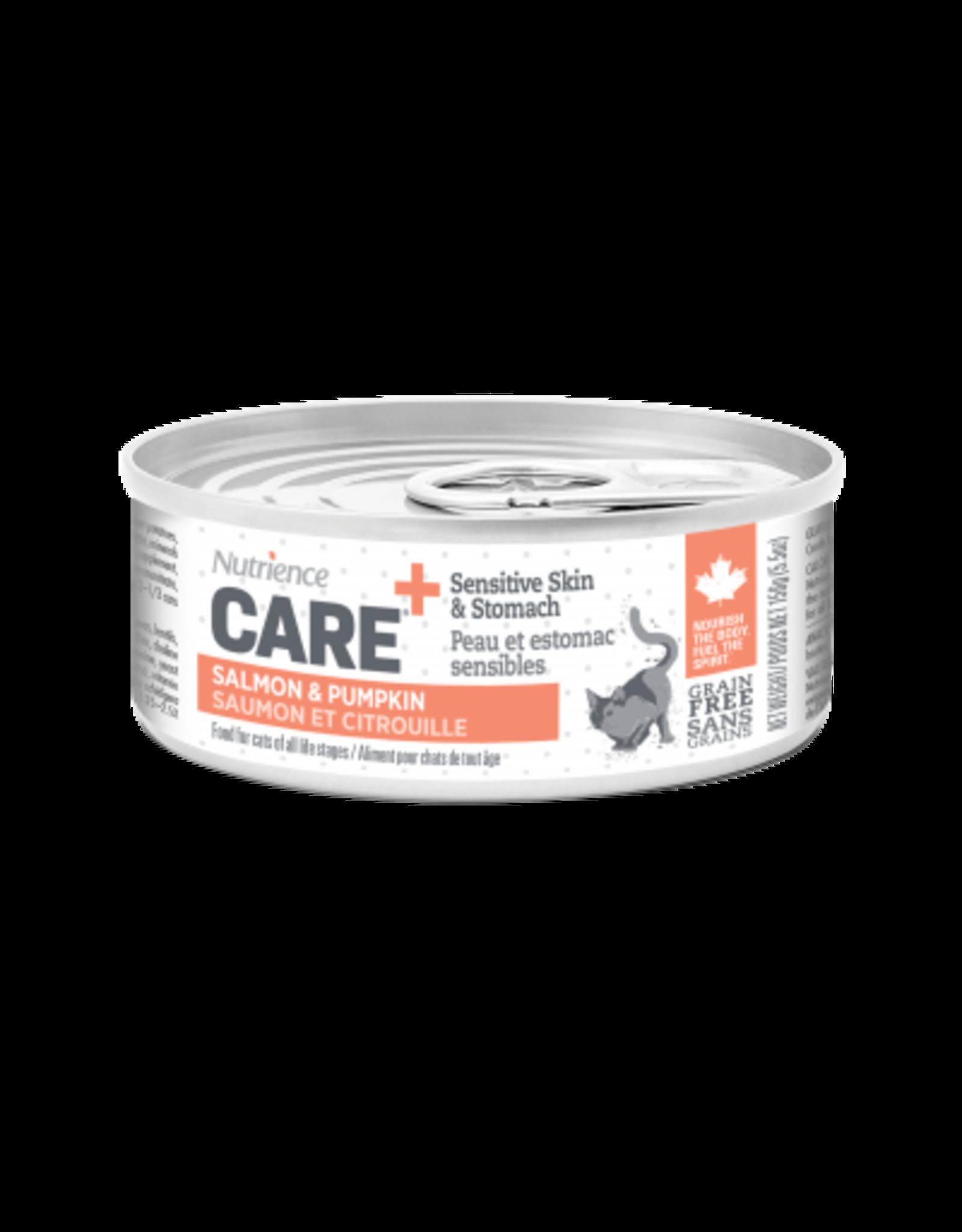 Nutrience Nutrience Care+ Sensitive Skin & Stomach Cat 5.5oz